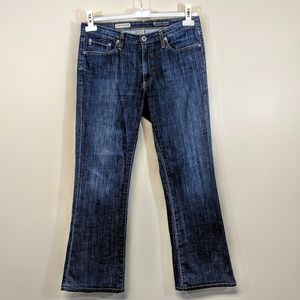 AG Mid-Rise Angel Bootcut Jean